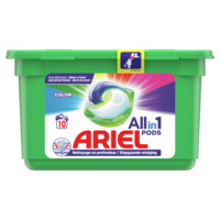 Ariel Allin1 pods kleur wasmiddelcapsules