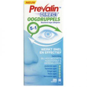 Prevalin Direct oogdruppels