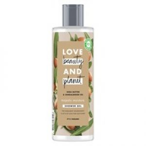 Love Beauty & Planet Majestic moisture showergel