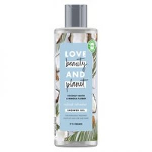 Love Beauty & Planet Radical refresher showergel