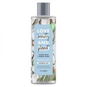 Love Beauty & Planet Radical refresher showergel